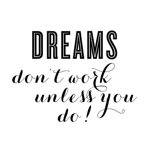 Dreams Hoop Art   Kim Byers