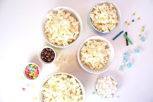 Pop Corn Recipes For A Family Movie Night