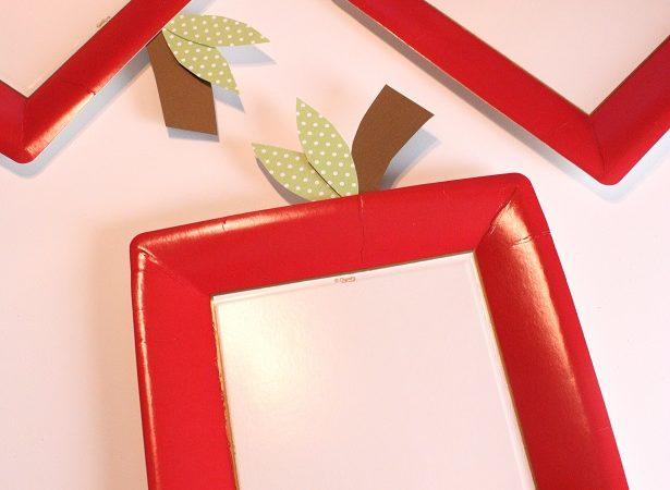 1 simple apple plates 4344sm