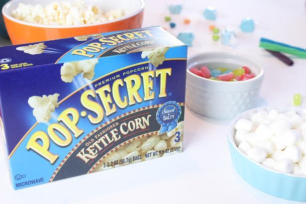 Movie Night Popcorn Recipes with @popsecret and @kimbyers