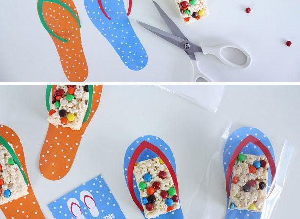 Free printable flip flops kim byers
