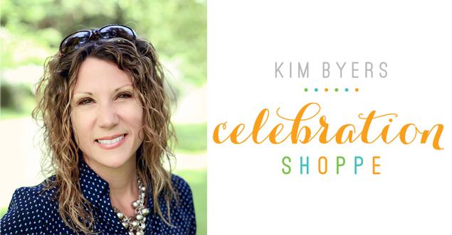 Kim Byers of The Celebration Shoppe