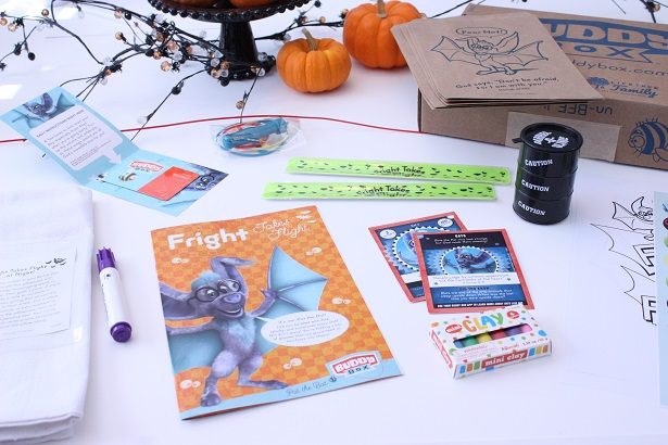 Family Buddy Box - helps kids experience the Bible and apply it to life with games, puzzles, and so much more!