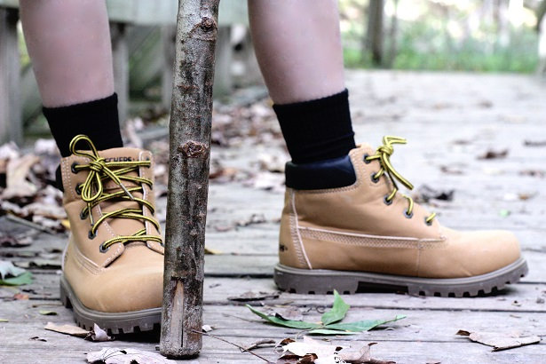 Fall Boots With Famous Footwear | Kim Byers #ohsofamous