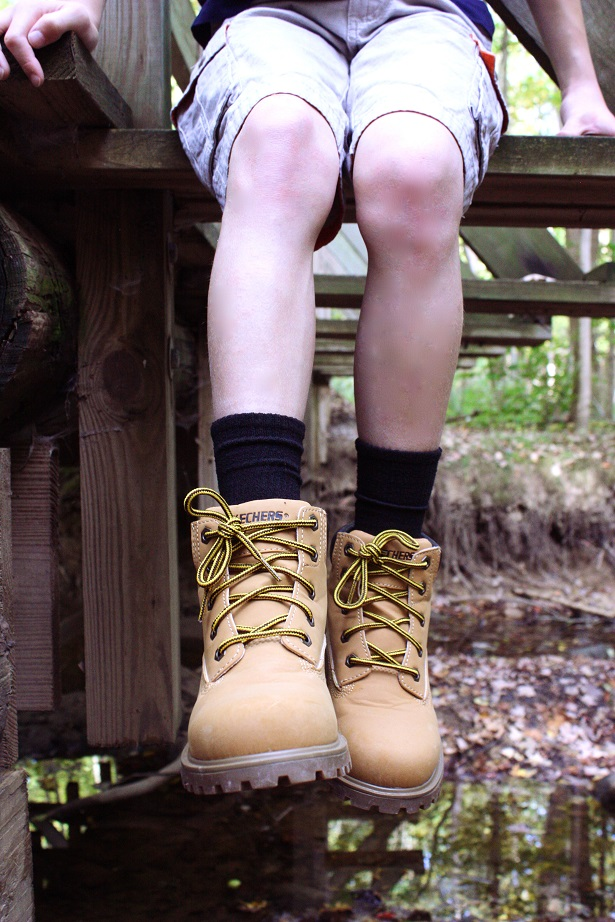 Hiking Boots With Famous Footwear | Kim Byers