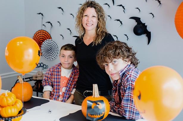 Halloween Pumpkin Carving Party | Kim Byers