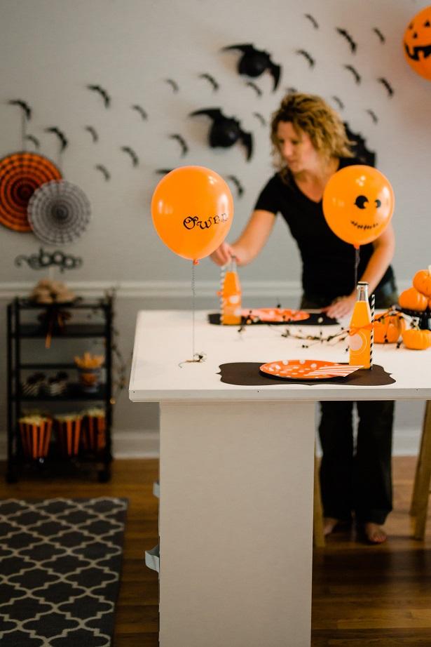 Halloween Party Ideas | Kim Byers, TheCelebrationShoppe.com