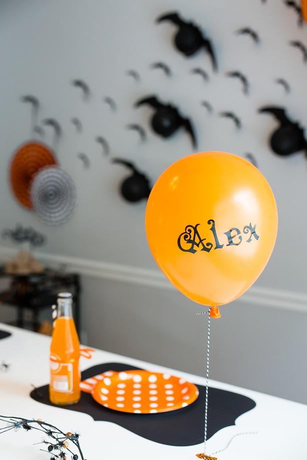Kid Friendly Halloween Party | Kim Byers