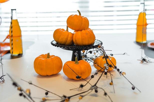 Halloween Party Centerpiece | Kim Byers, TheCelebrationShoppe.com