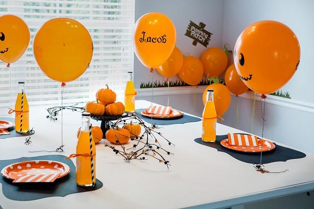 Pumpkin carving party kim byers