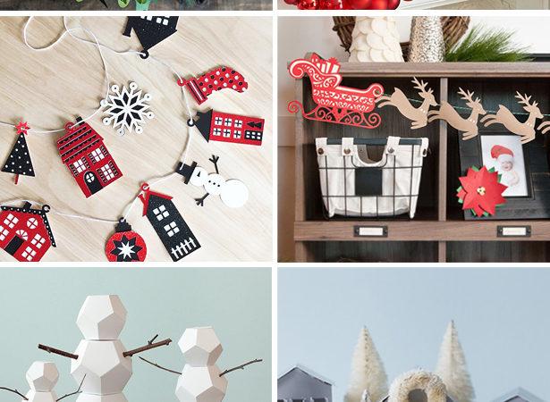 1 christmas home decor crafts 2