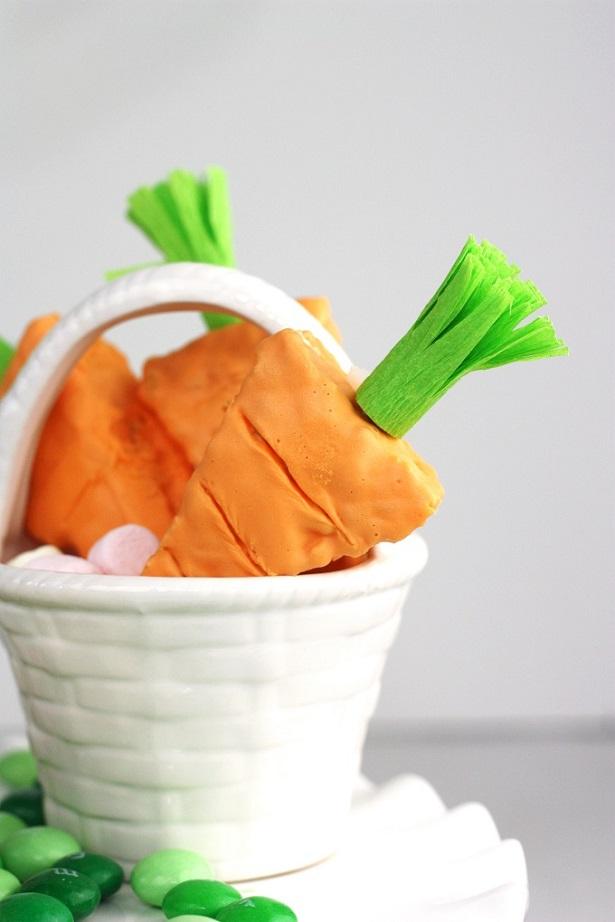 C1 easter bunny carrot rice krispies treats kim byers 6433sm