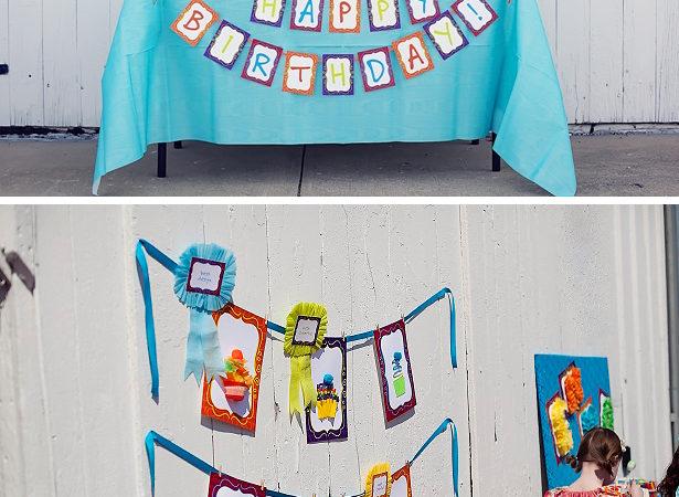 Art party ideas kim byers