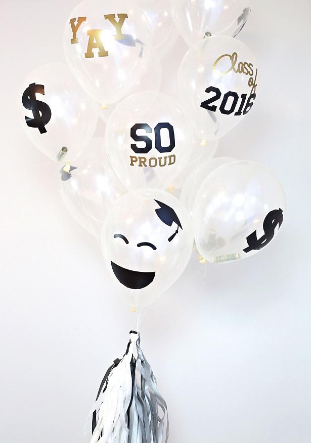 1 balloon graduation gift kim byers 7119sm
