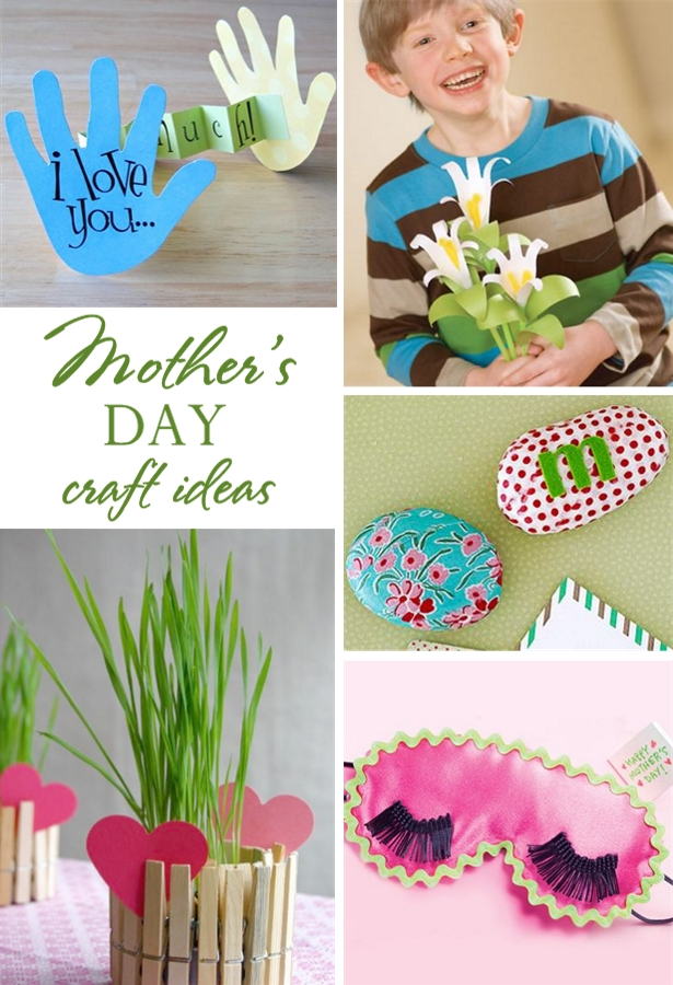 The celebration shoppe mothers day craft ideas for kids1