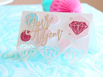 1 youre a gem card kim byers 7817 2