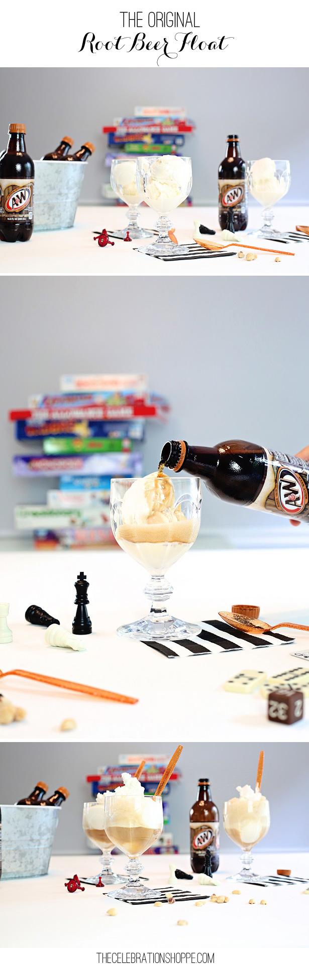 Original Root Beer Float | Kim Byers