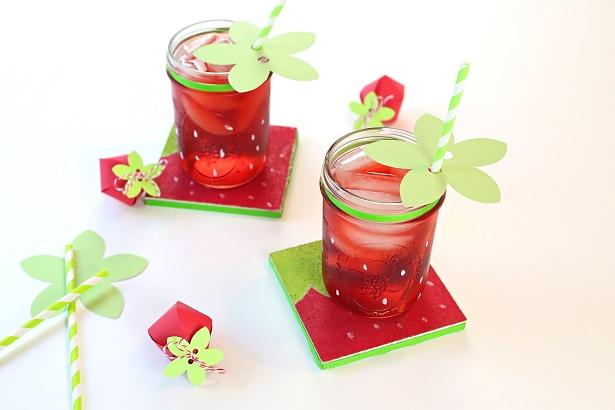 Strawberry Party Ideas   Kim Byers