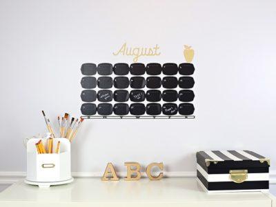1 back to school desk calendar kim byers 9212