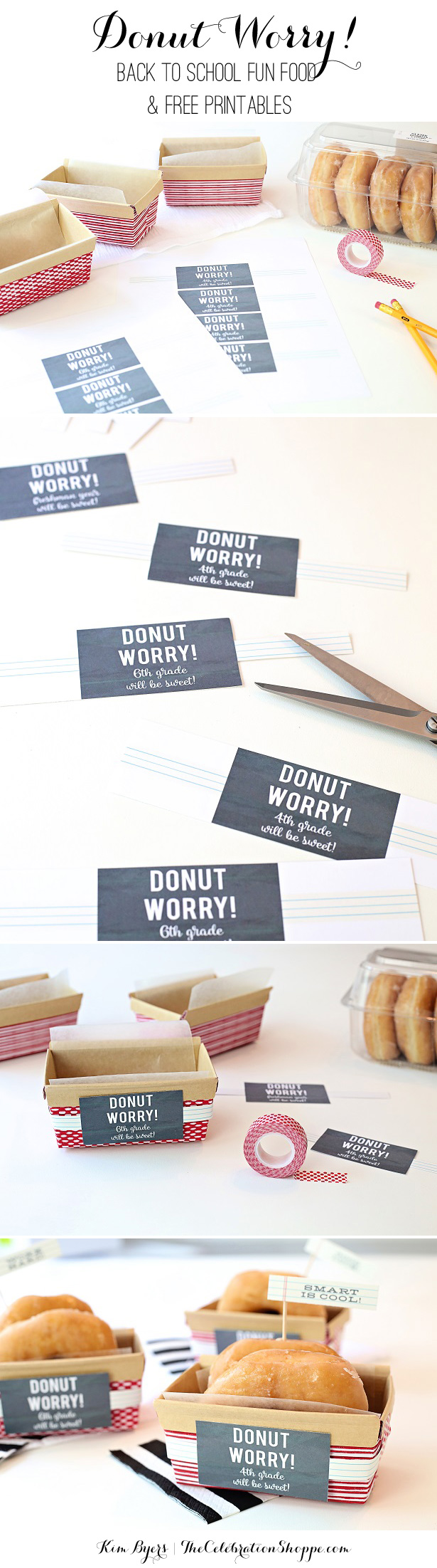 Fun Food and Free Printables | Kim Byers