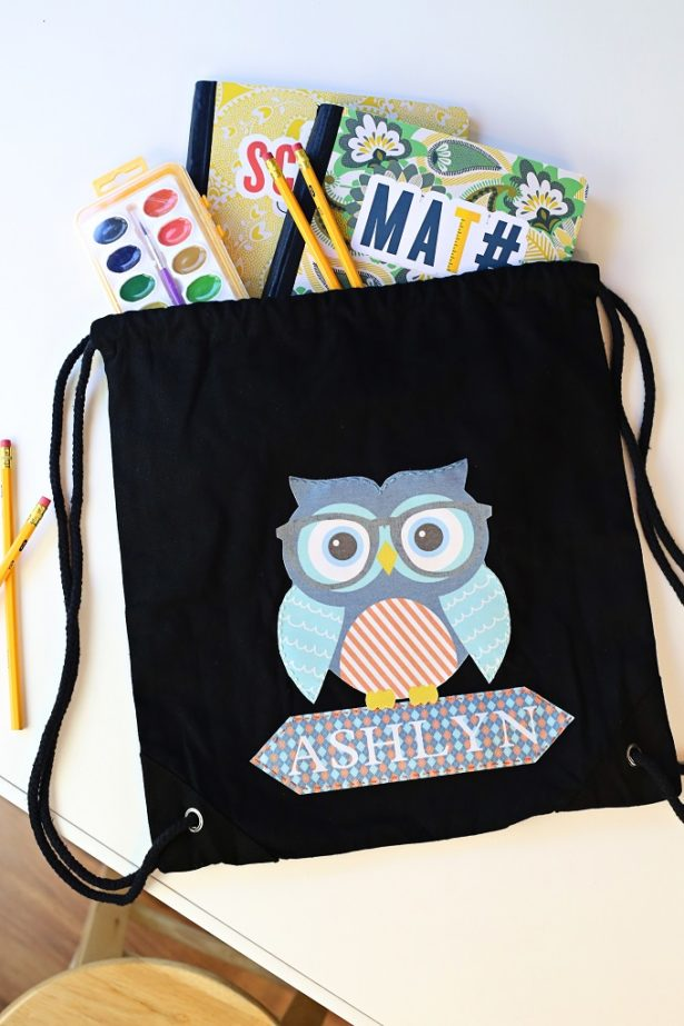 Make A Personalized Backpack