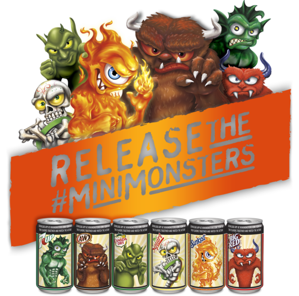 Release The Mini Monsters App