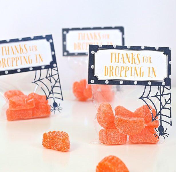 Halloween treat bag kim byers sm