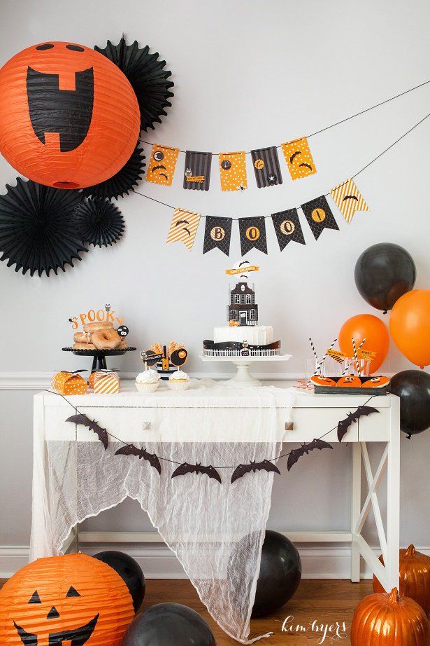 Haunted Halloween Party | Kim Byers
