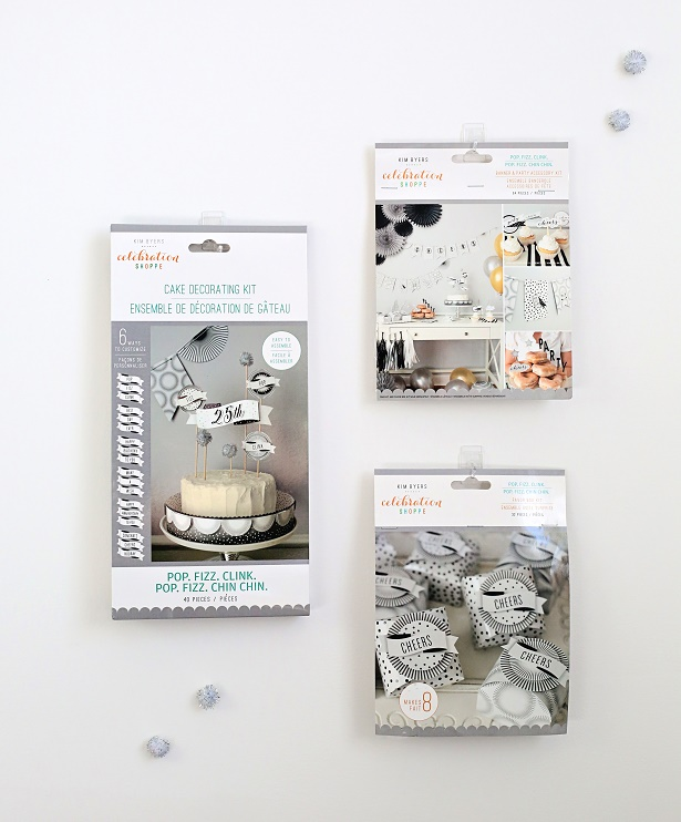 Pop Fizz Clink Packaging | Kim Byers