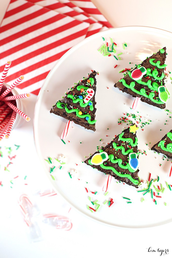 3 christmas tree shaped brownies kim byers 2642 680 wl