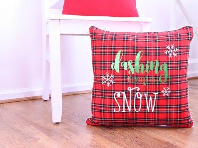 4 dashing through the snow pillow kim byers 8860 680