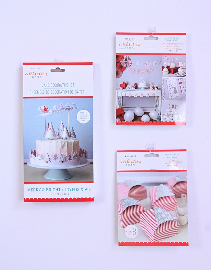 Christmas Paper Crafts for Party   Kim Byers