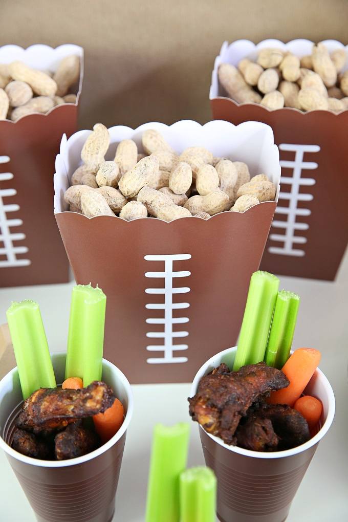 Super Bowl Snacks | Kim Byers