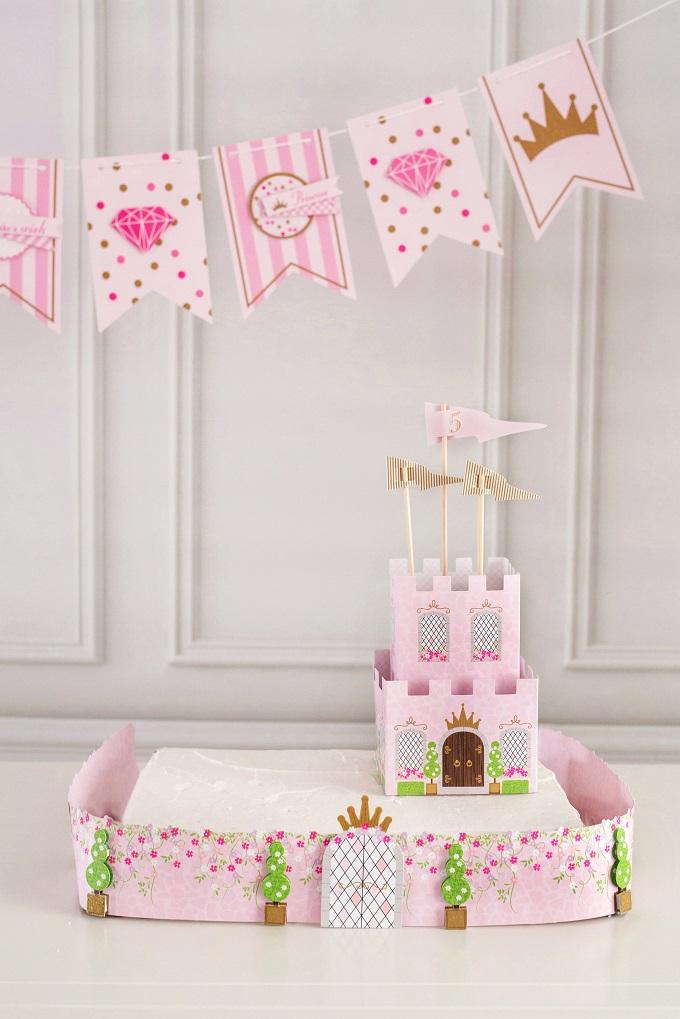 Decorate A Princess Cake | Kim Byers