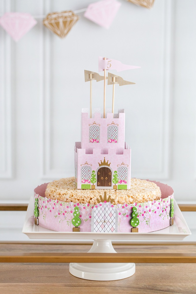 Decorate A Princess Cake In Minutes | Kim Byers