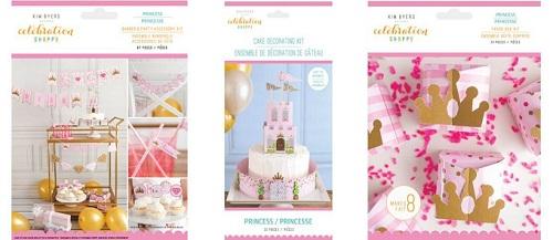 Princess Party Supplies | Kim Byers