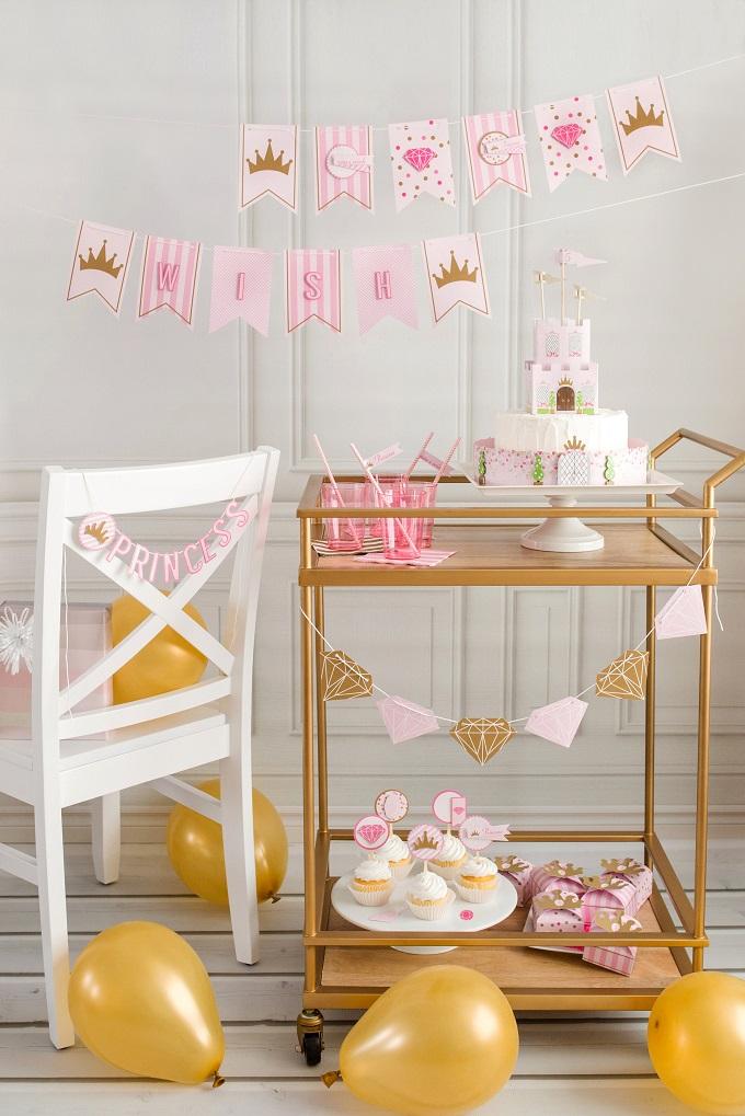 Princess Birthday Party | Kim Byers