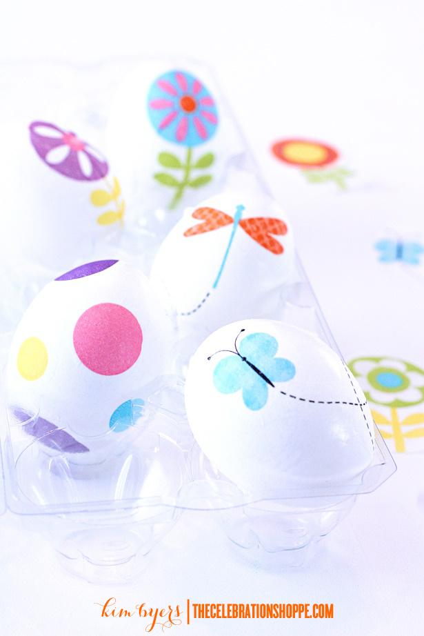 Easter egg decorating kim byers 1468wl