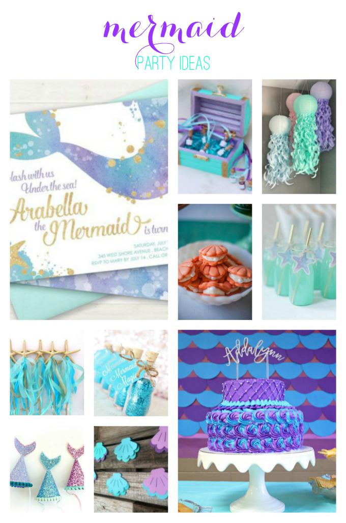 Mermaid Party Ideas | Kim Byers