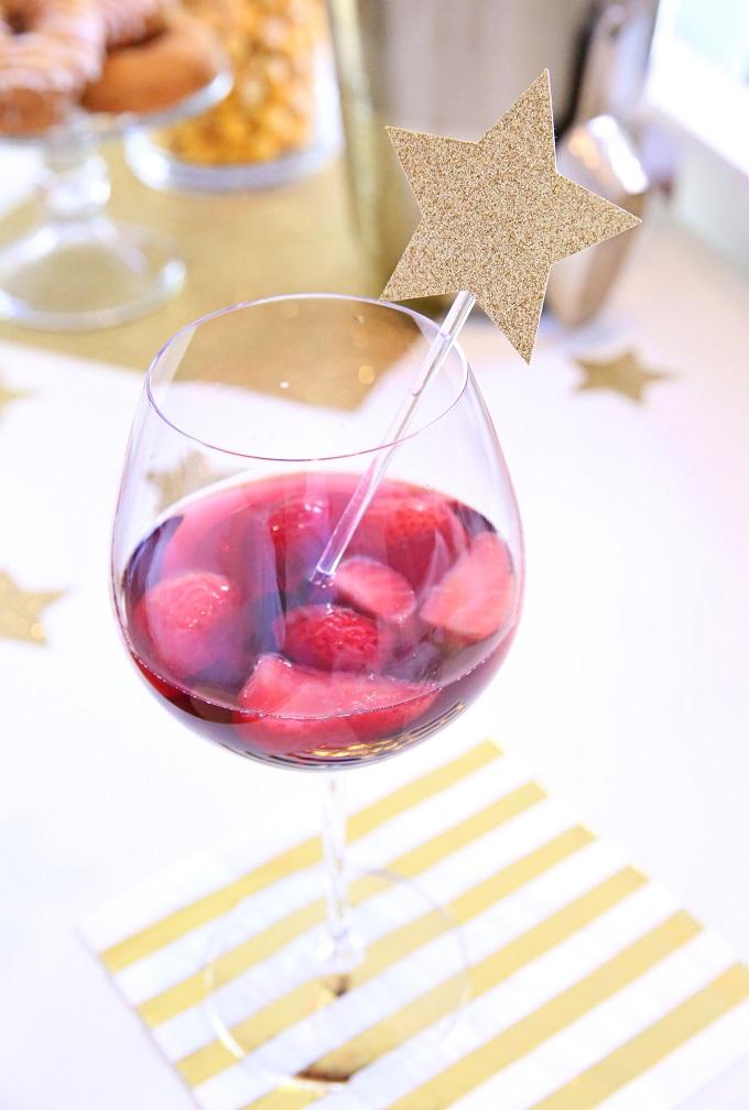 Red Wine Lemonade Sangria   Kim Byers