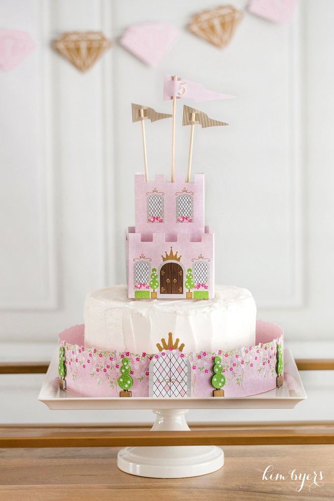 Princess Birthday Cake | Kim Byers