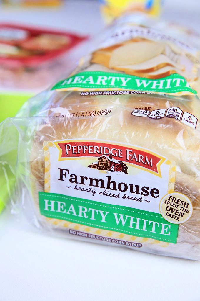 Farmhouse Hearty White Bread | Kim Byers