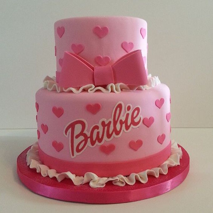 Birthday cake images for little girl