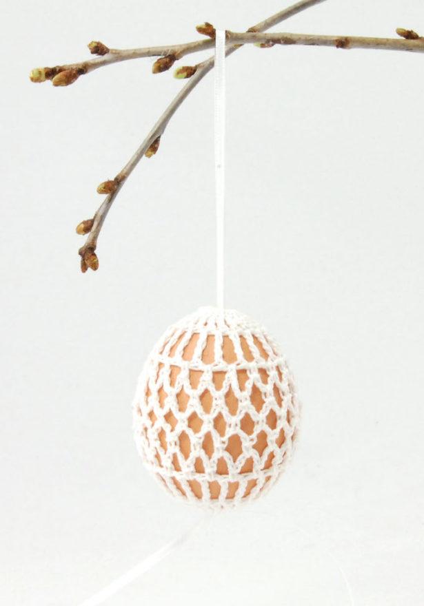 Best Easter Egg Decorating Idea Crochet LVLY