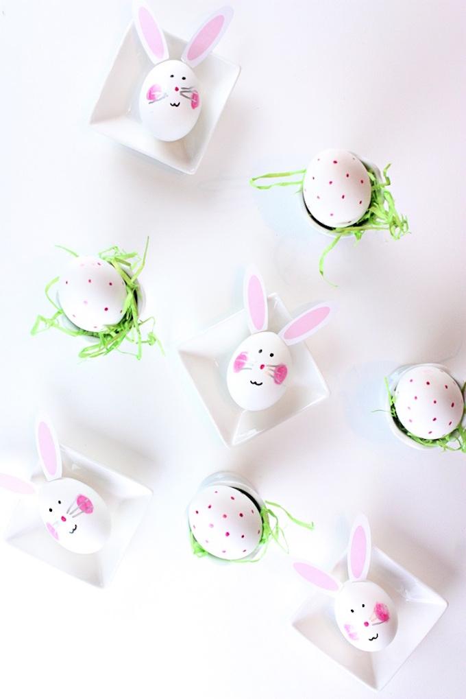 Best Easter Egg Decorating Ideas