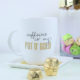 St patricks day coffee mug kim byers