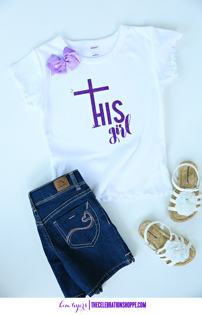 1 his girl graphic tshirt kim byers 0650wl