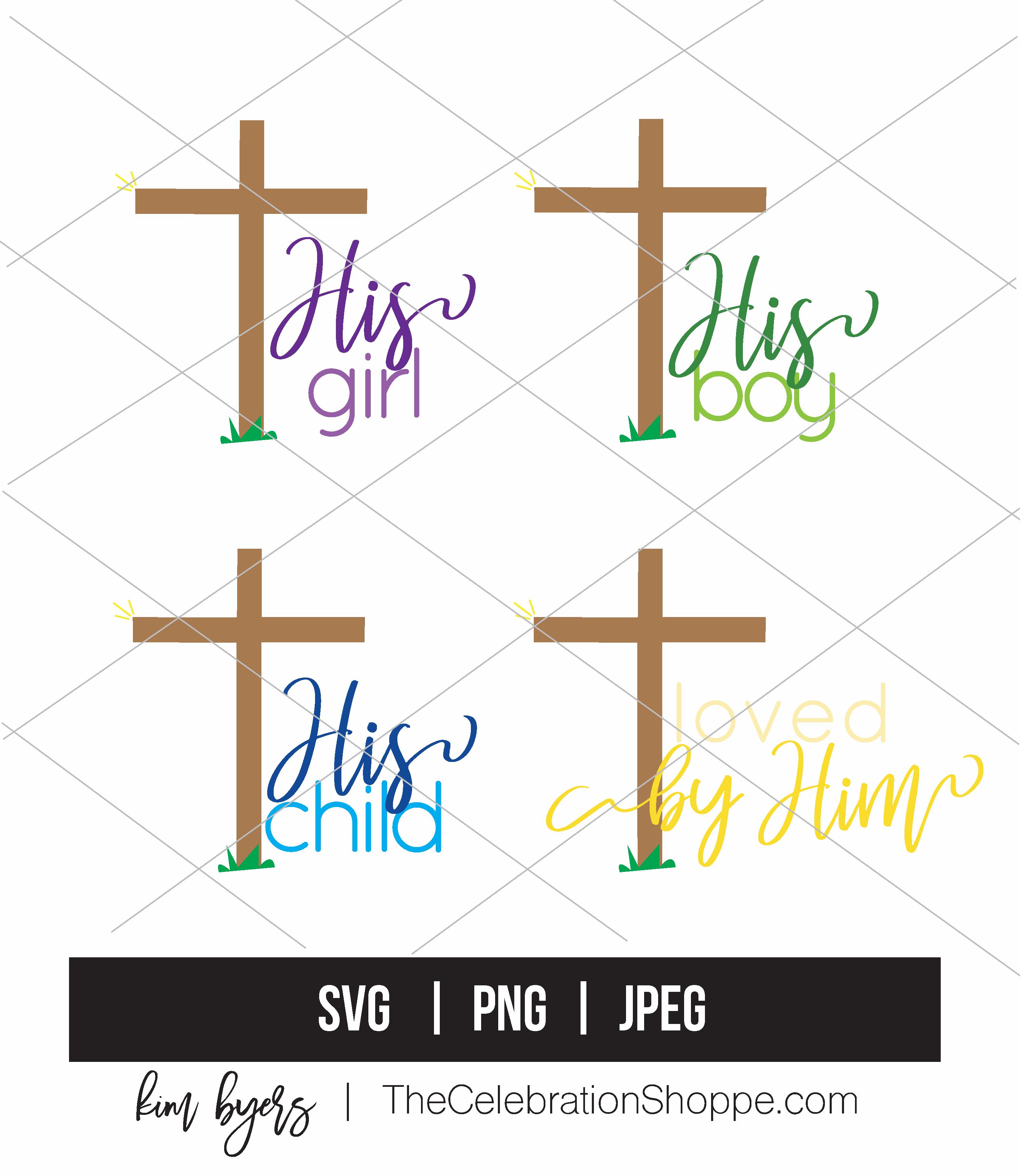 Christian SVG Bundle | Kim Byers