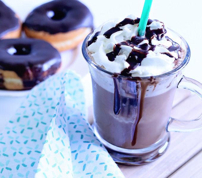 Iced coffee recipe mocha frappuccino kim byers 0108wl
