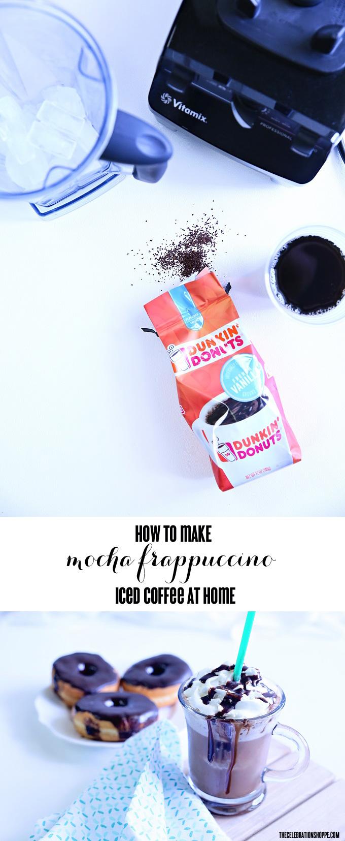 Make Mocha Frappuccino | Kim Byers